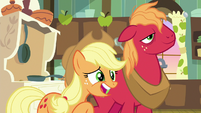 "Applejack ""the Great Seedlin'?"" S9E10"