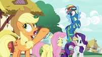 Applejack -been playin' for moons now- S8E18