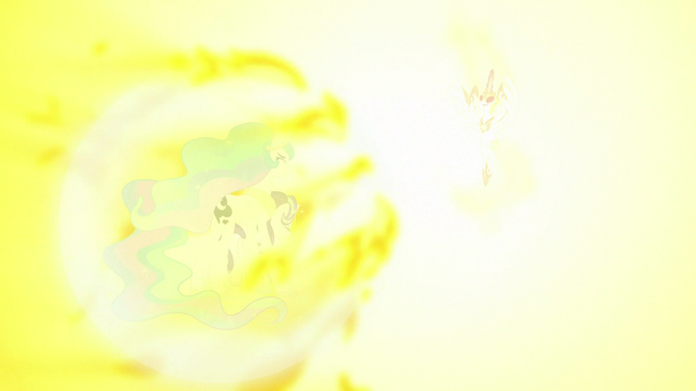 File:Daybreaker bathes Celestia and Starlight in flames S7E10.png