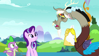 "Discord ""I hate goodbyes"" S8E15"