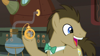 "Dr. Hooves ""congratulations!"" S9E20"