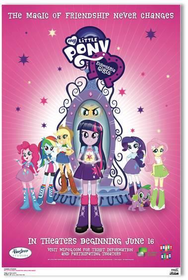 Equestria Girls Film Freundschaft Ist Magie Wiki Fandom