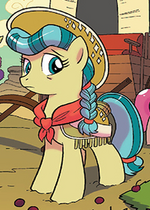 Friends Forever issue 33 Calamity Mane