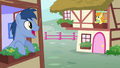 Golden Harvest waving her hoof at Noteworthy S3E03.png
