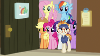 Mane Six enter an escape room S7E2
