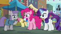Maud Pie --the camera loves Boulder-- S6E3