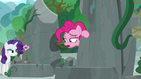 "Pinkie Pie ""you didn't have to scuba dive"" S7E25"