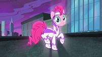 Pinkie Pie as Fili-Second S4E06