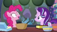 Pinkie Pie mechanically --okie-dokie!-- S6E21