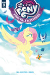 Ponyville Mysteries issue 3 cover RI