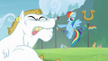 Rainbow 'keep doing your wing-ups' S4E10.png