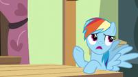 Rainbow Dash --I promised to help Pinkie Pie-- S6E11