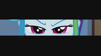 Rainbow Dash eye focus EG2