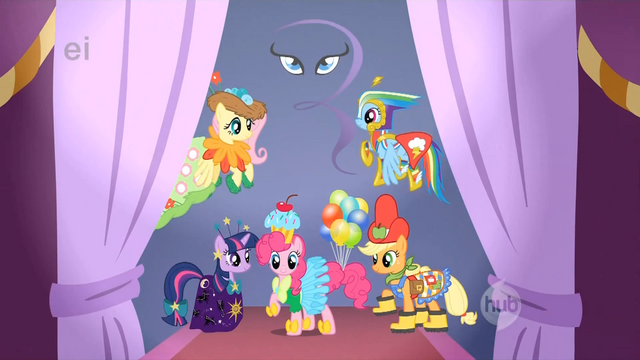 Файл:Rarity's dresses revised and shown S1E14.png