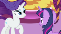 "Rarity ""we've got things to do"" MLPS1"