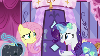 "Rarity ""we do want you to be comfortable"" S5E21"