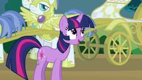 S01E10 Twilight opowiada o swojej nowej lekcji przyjaźni