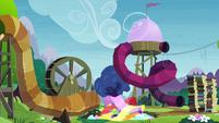 S04E18 Tor przeszkód Pinkie