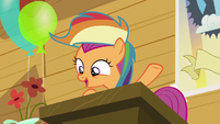 "Scootaloo ""the one and only Rainbow Dash"" S8E20"