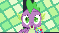"Spike ""all the way over here"" S7E2"