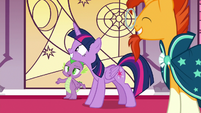 Spike -seriously, all of them- S7E25