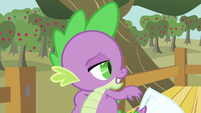 Spike an afternoon S3E11