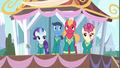 The Ponytones dancing S4E14.png