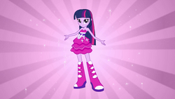 Twilight's new dress EG