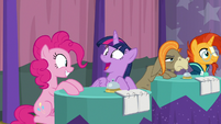 "Twilight ""we're off to a great start!"" S9E16"