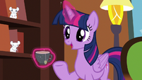 Twilight Sparkle -what are you gonna do now-- S7E5