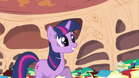 Twilight Sparkle happy S2E21