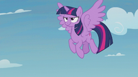 Twilight Sparkle ready for round two S5E25