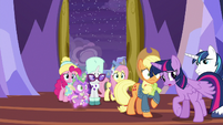 Twilight and company see pudding closing in MLPBGE