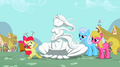 Apple Bloom's statue S2E6.png