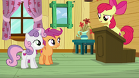 Apple Bloom --What do you mean--- S6E4