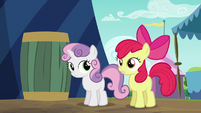 Apple Bloom -I can't believe they bought it!- S5E17