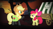 "Applejack 'she don't need somepony like me"" S4E17"