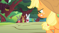 Applejack angry at varmints S1E23.png