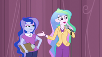 "Celestia ""why I've asked Rainbow Dash"" EG3"