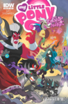 Comic issue 30 Hot Topic cover