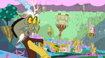 Discord, --First changes of Ponyville-- S02E02