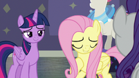 "Fluttershy ""I'd definitely rather be myself"" S8E4"