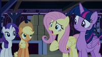 Fluttershy --how it might make them feel--- S6E15