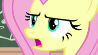"Fluttershy serious ""responsibility"" MLPS3"