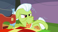 Granny Smith sewing S3E8