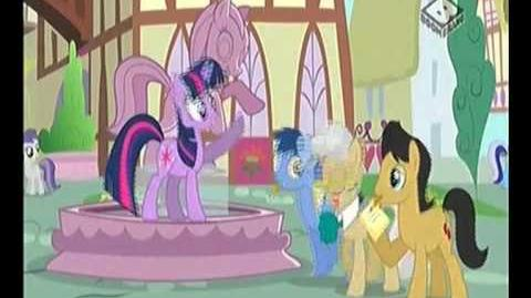 Morning in Ponyville (Indonesian)