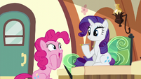 Pinkie --Why doesn't your face-- S6E3