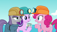 """Pinkie Pie """"I can't wait 'til you're old"""" S7E4"""