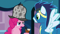 "Pinkie Pie ""tell me everything you know"" S7E23"