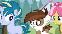 Pipsqueak joins the circle of camper foals S7E21